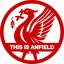 Anfield Stadium logo