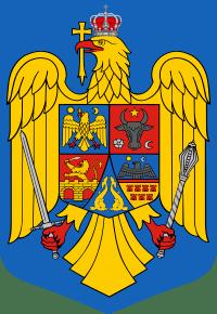 Romania emblem