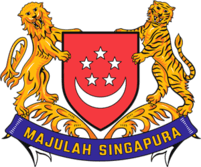 Singapore emblem
